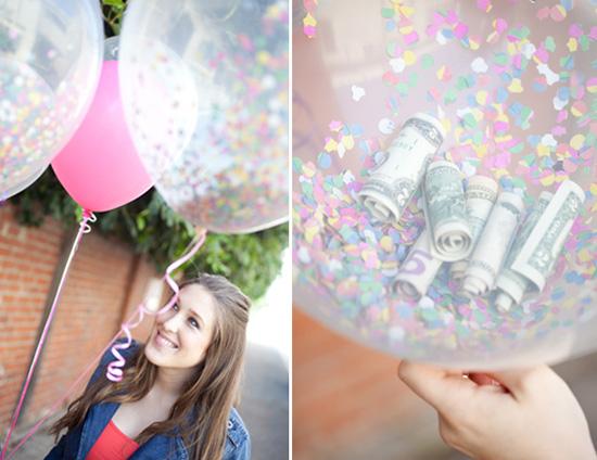 витаминки счастья в виде воздушных шаров