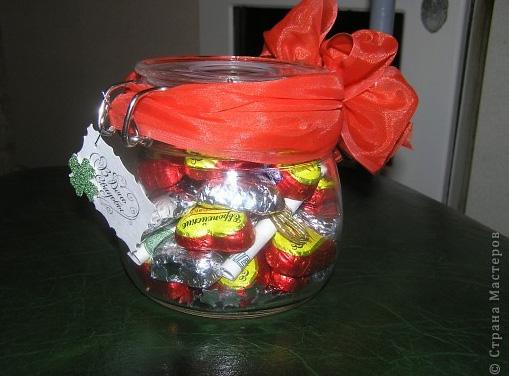 дарим деньги и конфетки и витаминки в банке - удивительная идея подарка