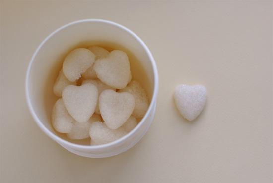 идея сделать сахарные сердечки к 14 февраля, на день валентина, на годовщину
