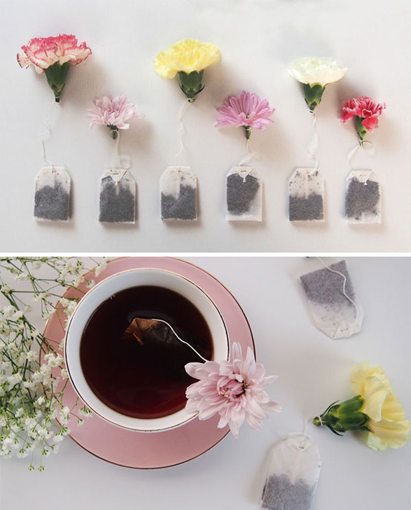 Своими руками чай в пакетиках фото 286
