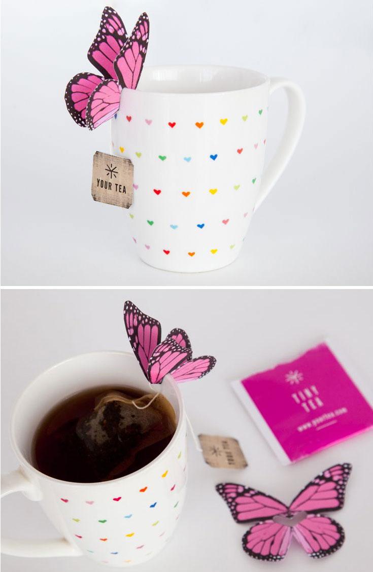 Своими руками чай в пакетиках